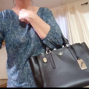 Coach Crosby Handbag (Large)
